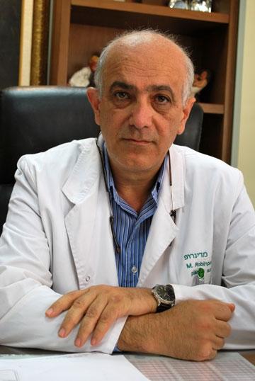 דוקטור רובינפור רופא פלסטיקאי מומחה